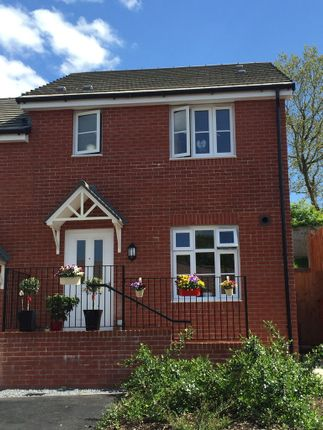 Thumbnail Semi-detached house to rent in Dol Y Dderwen, Ammanford