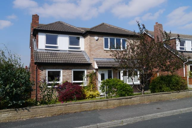 Thumbnail Detached house for sale in Templegate Close, Leeds