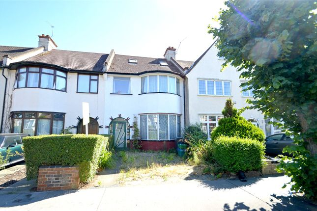 Thumbnail Terraced house for sale in Bingham Road, Addiscombe, Croydon