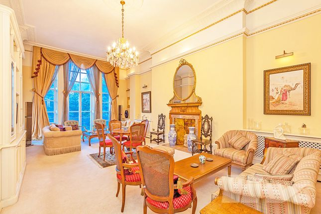 Thumbnail Flat for sale in Albert Hall Mansions, Kensington Gore, Kensington