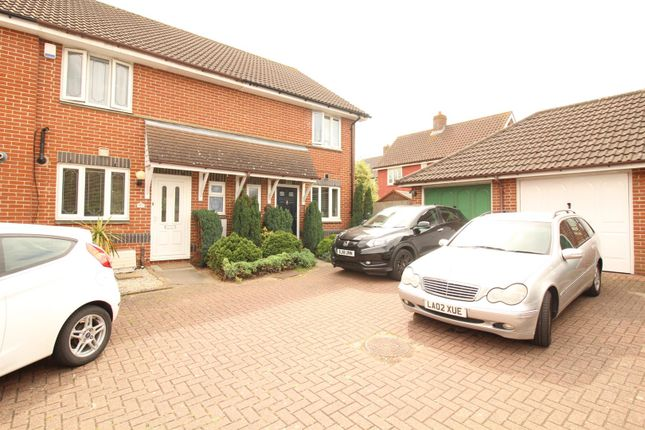 Thumbnail Terraced house for sale in Ashworth Place, Church Langley, Harlow