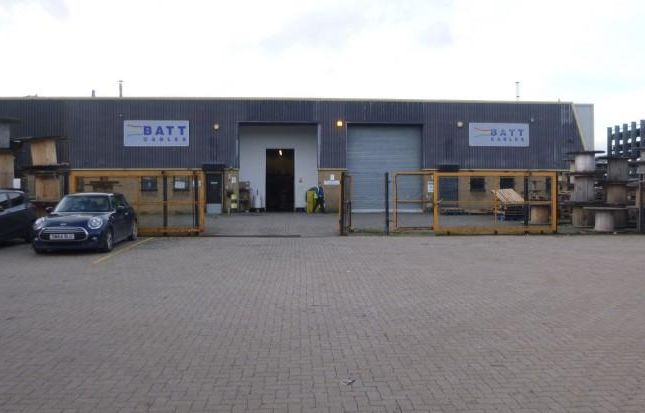 Thumbnail Light industrial to let in Units 5 & 6, Hareness Circle, Forties Industrial Centre, Altens, Aberdeen