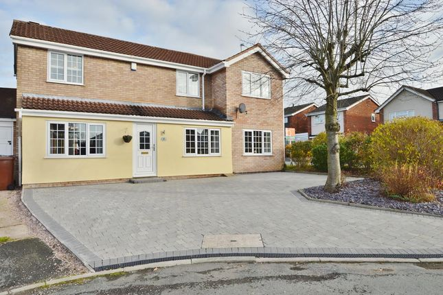 Thumbnail Property for sale in Langtree Close, Heath Hayes, Cannock