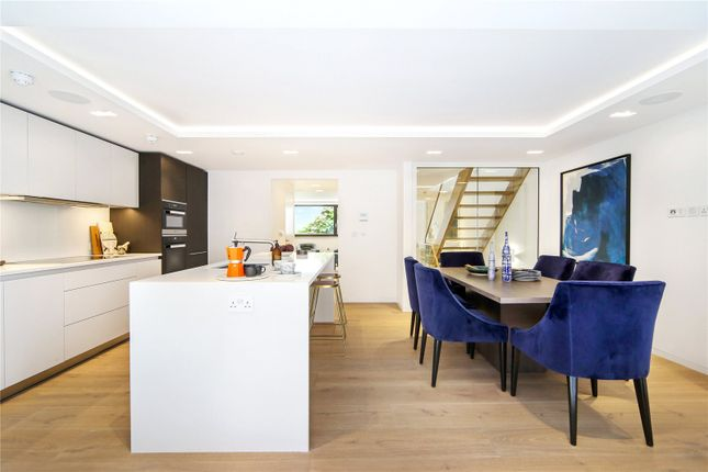 Thumbnail Terraced house for sale in Victoria Mews, Notting Hill, London