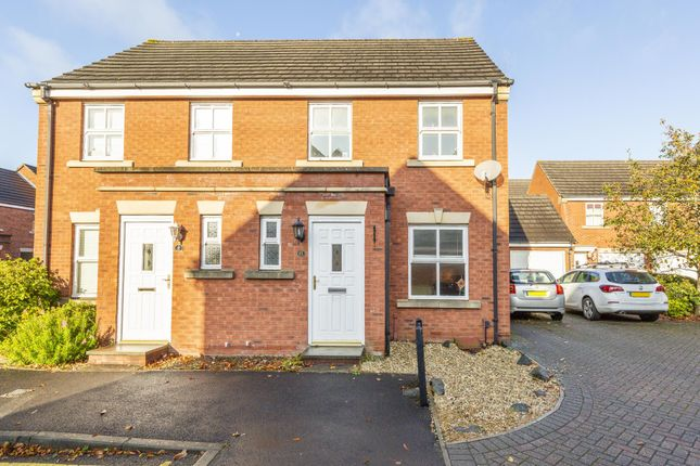 Semi-detached house for sale in Paxton, Stoke Park, Bristol