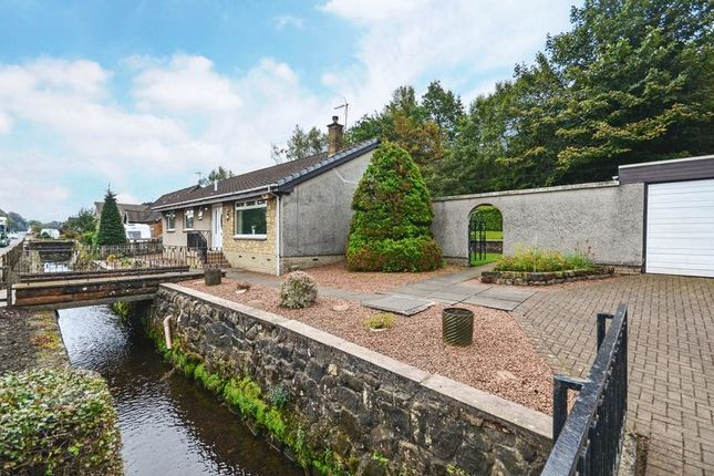 Thumbnail Detached bungalow for sale in Stirling Road, Kilsyth, Glasgow