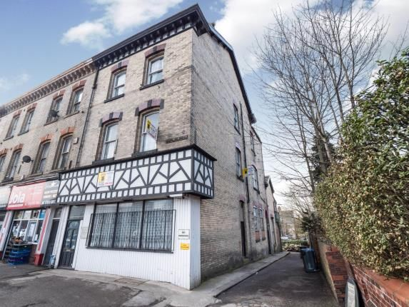 Thumbnail End terrace house for sale in Bury New Road, Salford, Greater Manchester