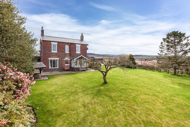 Thumbnail Detached house for sale in Buxton Road, Congleton