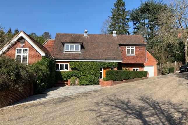 Thumbnail Detached house to rent in Manor Park, Chislehurst, Kent