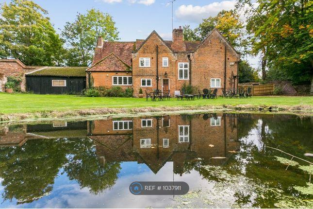 Thumbnail Detached house to rent in Hitcham Lane, Burnham, Slough
