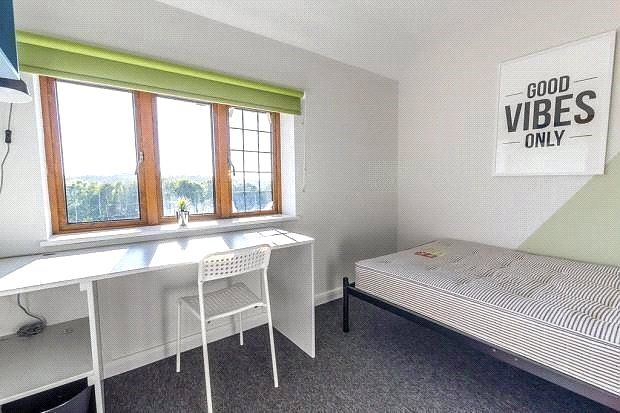 Bedroom of Norwich Drive, Brighton BN2