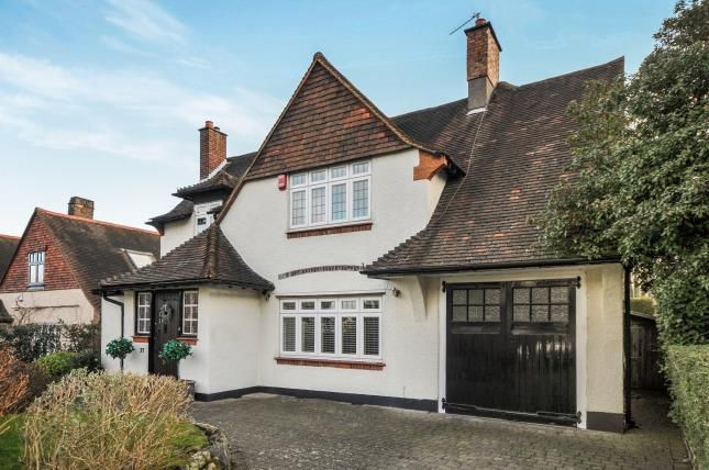 Thumbnail Detached house for sale in Croham Manor Road, South Croydon, .