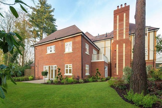 "Thumbnail Flat for sale in ""Garden Apartment - Plot 3"" at London Road, Sunningdale, Ascot"