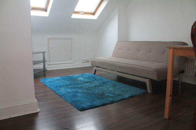 Thumbnail Flat to rent in Crescent Road, Alexandra Palace, London