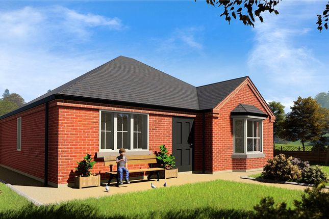 Thumbnail Bungalow for sale in Spire View, Boston Road, Heckington, Lincolnshire