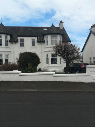 Thumbnail Semi-detached house for sale in Gartmore Road, Paisley, Renfrewshire