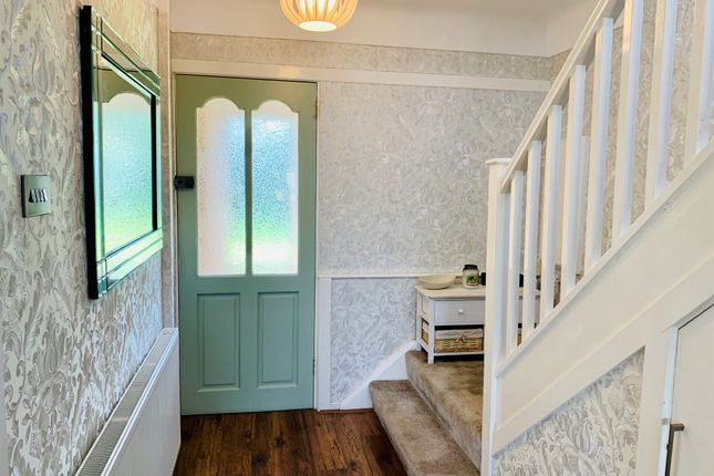 Thumbnail Semi-detached house for sale in Hall Drive, Greasby, Wirral