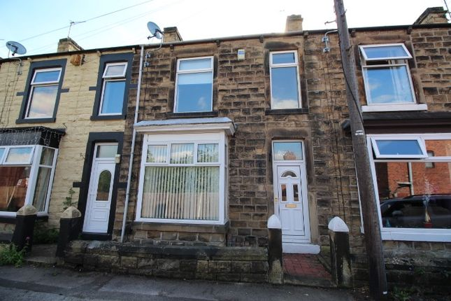 Thumbnail Terraced house to rent in Manor Road, Swinton