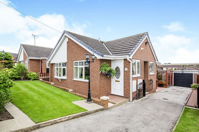 Thumbnail Bungalow for sale in Bexhill Close, Pontefract