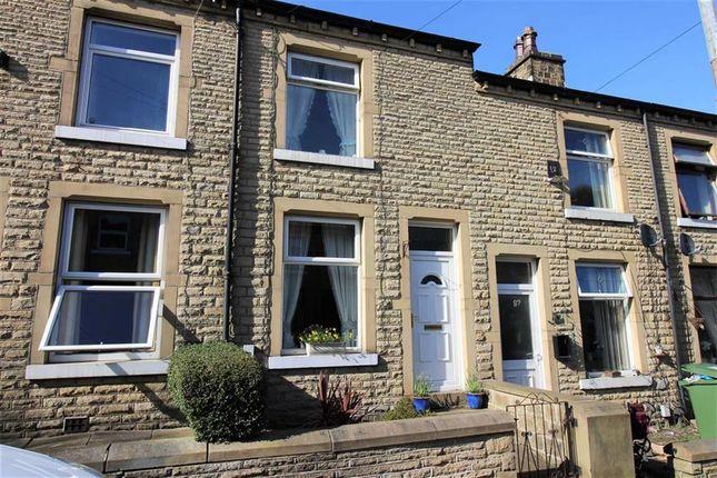 Thumbnail Terraced house for sale in Lightcliffe Road, Crosland Moor, Huddersfield