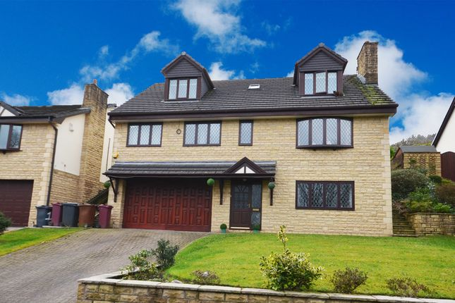 Thumbnail Detached house for sale in Willowbank Lane, Darwen
