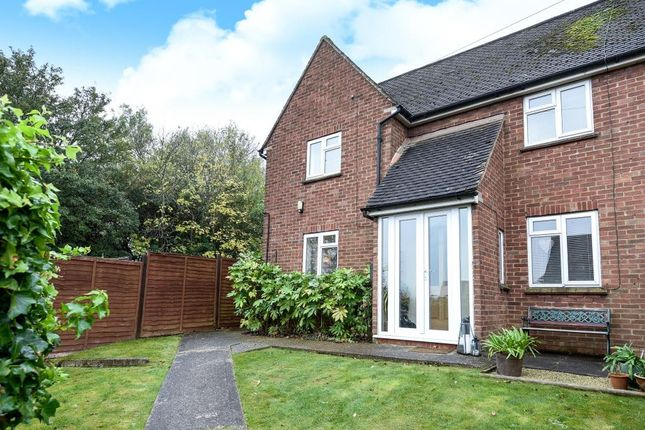 Thumbnail Semi-detached house for sale in Amersham, Buckinghamshire