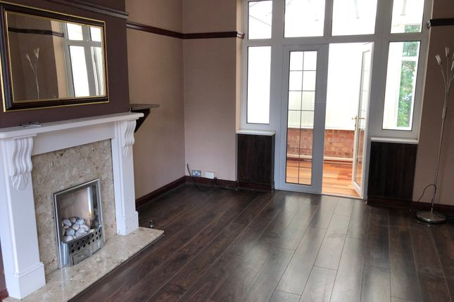 Thumbnail Semi-detached house to rent in Evington Close, Leicester