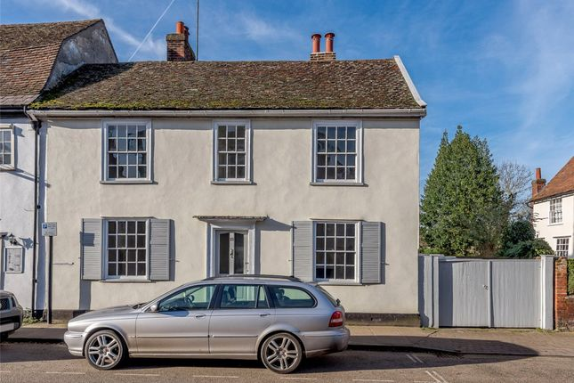 Thumbnail Detached house for sale in High Street, Hadleigh, Ipswich, Suffolk