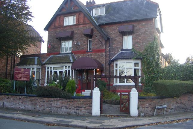 Thumbnail Detached house for sale in Shrewsbury Lodge Hotel, 31 Shrewsbury Road, Oxton