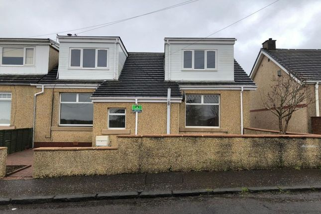 Thumbnail Semi-detached house for sale in Biggar Road, Newarthill, Motherwell