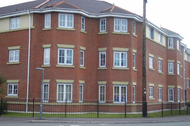 Thumbnail Flat to rent in Firbank, Bamber Bridge, Preston