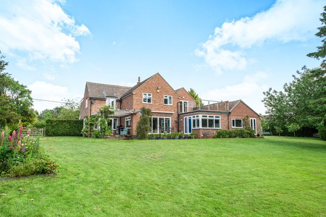 Thumbnail Detached house for sale in Doddshill Road, Dersingham, King's Lynn, Norfolk