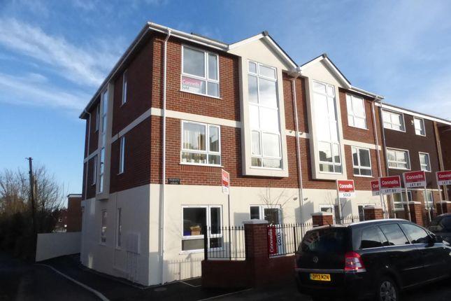 Front of Ladysmith Lane, Exeter EX1