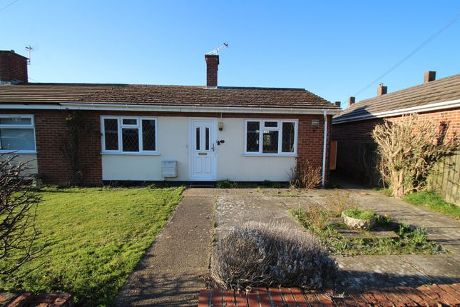 Thumbnail Semi-detached bungalow for sale in Old Orchards, Bierton, Aylesbury