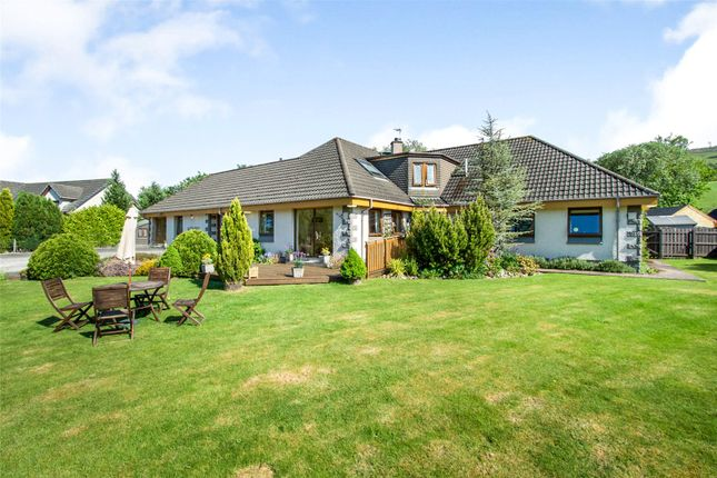 Thumbnail Detached house for sale in East Lewiston, Drumnadrochit, Inverness