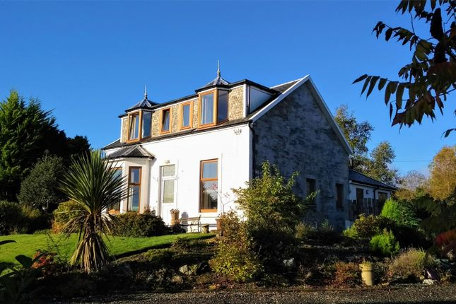 Thumbnail Detached house for sale in 13 George Street, Hunters Quay, Dunoon