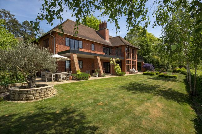 Thumbnail Detached house for sale in Warwicks Bench, Guildford, Surrey