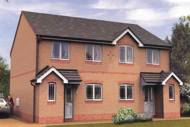 Thumbnail Semi-detached house for sale in Hasland Green, Storforth Lane, Hasland, Chesterfield