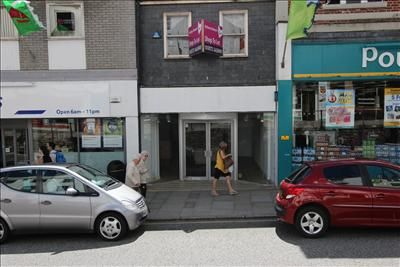 Thumbnail Retail premises for sale in 105 Market Jew Street, Penzance, Cornwall