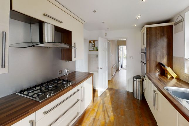 Kitchen of Peveril Close, Whitefield M45