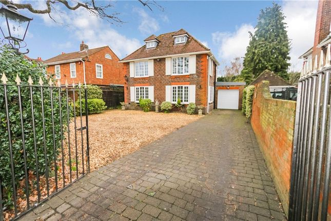 Thumbnail Detached house for sale in Southampton Road, Romsey, Hampshire