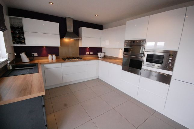 Thumbnail Detached house to rent in Skene Crescent, Elrick, Westhill, Aberdeenshire
