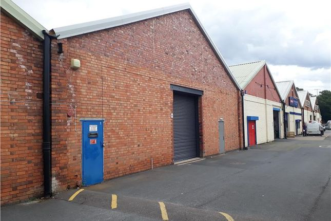 Thumbnail Light industrial to let in Unit 1 Worcester Trade Park, Sheriff Street, Worcester