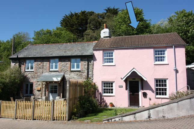 Peachy 2 Bed Cottage For Sale In Newton Hill Newton Ferrers South Home Interior And Landscaping Eliaenasavecom