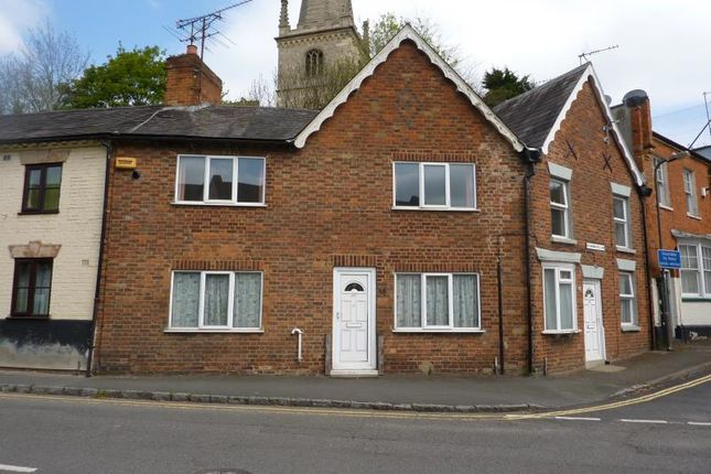 Thumbnail Terraced house to rent in Nelson Street, Buckingham