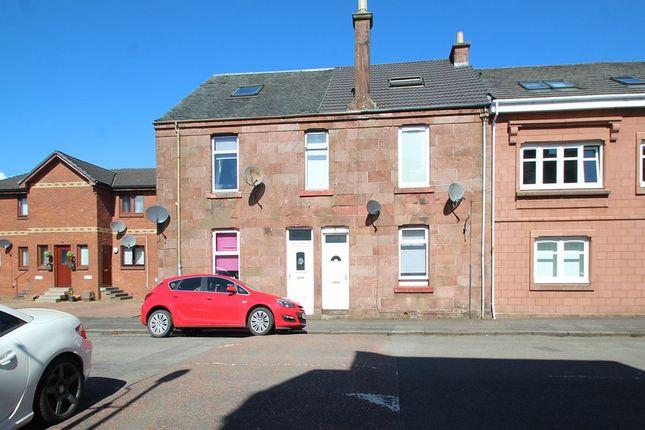 Thumbnail Flat for sale in 9B, Leven Street, Renton, West Dunbartonshire G824Lu