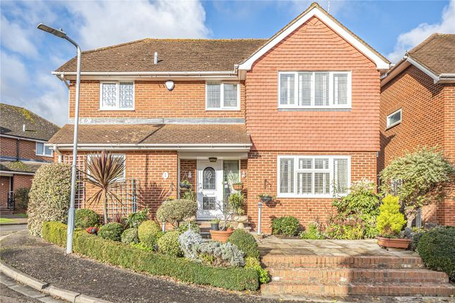 Thumbnail Detached house for sale in Deborah Crescent, Ruislip, Middlesex
