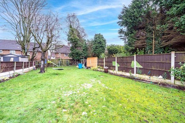 Garden of Blue Bell Lane, Huyton, Liverpool L36