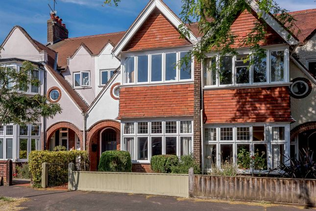 Thumbnail Terraced house for sale in Christchurch Road, Norwich