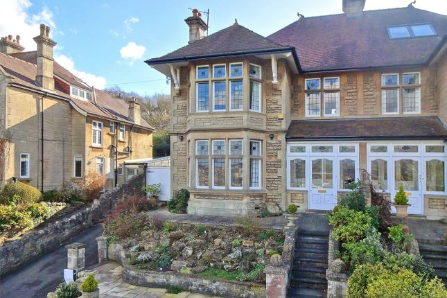 Thumbnail Semi-detached house for sale in Denstone, 45 Englishcombe Lane, Bath